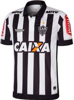 Camisa Jogo 1 Atlético MG 2017 Topper S/N Listrada