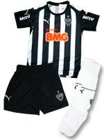 Kit Juvenil Jogo 1 Atl�tico Mineiro 2014 Puma