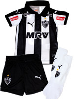 Kit Juvenil Jogo 1 Atl�tico Mineiro 2015 Puma