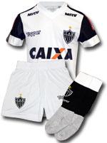 Kit Infantil Jogo 2 Atlético MG 2017 Topper