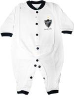 Macacão Longo Torcida Baby Atlético MG