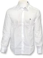 Camisa Social Palla D'oro Atlético-MG Branca