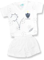 Pijama Curto para bebê Torcida Baby Atlético MG