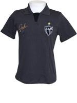 Camisa Polo Masculina Atlético MG Victor Grafite