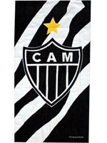 Toalha de Banho Veludo Atlético-MG Buettner 49867