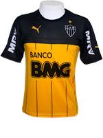 Camisa Treino Atl�tico Mineiro 2014 Puma Amarela