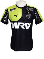 Camisa Treino CT Atl�tico Mineiro 2015 Puma Preta
