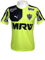 Camisa Treino Atl�tico Mineiro 2015 Puma Verde