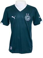 Camisa Goiás Jogo 1 - 2014  Puma Verde