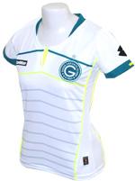 Camisa Feminina Goiás 2012 Lotto Branca