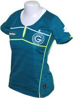 Camisa Feminina Goiás 2012 Lotto Verde