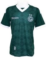 Camisa de Jogo Goiás 2015 Kappa Verde