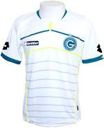 Camisa Jogo 2 Goiás 2012 Lotto Branca