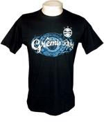 Camisa Grêmio Floc ADT - Preto
