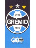 Toalha de Banho Veludo Grêmio Buettner 44949