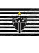 Imã Atlético Mineiro Bandeira Horizontal