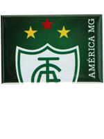 Imã América Mineiro Escudo Horizontal