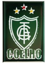 Imã América Mineiro Escudo Coelho