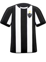 Imã Camisa Atlético Mineiro