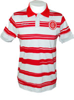 Camisa Polo Bicolor Internacional