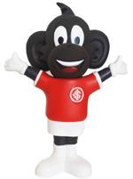 Boneco Mascote Internacional