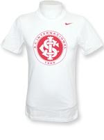Camisa Internacional Core Basic Nike Branca