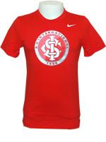 Camisa Internacional Core Basic Nike Vermelha