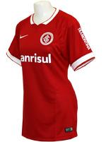 Camisa Feminina Internacional Nike 14/15 Vermelha