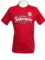 Camisa Internacional Floc ADT - Vermelho