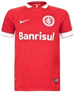 Camisa Jogo 1 Internacional Nike 14/15 Vermelha