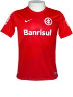 Camisa Juvenil Internacional Nike 2013 Vermelha