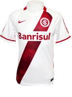 Camisa Jogo 2 Internacional Nike 2015 Branca