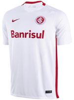 Camisa Jogo 2 Internacional Nike 2016 Branca