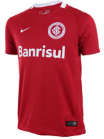 Camisa Jogo 1 Internacional Nike 2016 Vermelha