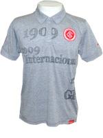 Camisa Polo Internacional 100 anos de Glória