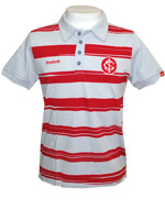 Camisa Polo Bicolor Internacional - Retrô
