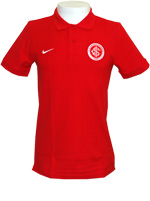Camisa Polo Core Internacional Nike Vermelha