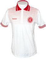 Camisa Polo Stroke Internacional Branca
