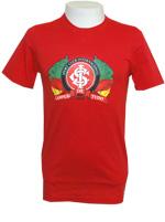 Camisa Passeio Internacional Nike Vermelha