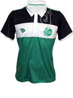 Camisa Polo Juventude 2016 19TREZE Verde
