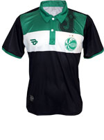 Camisa Polo Juventude 2016 19TREZE Preta