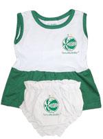 Kit 2 Peças Feminino Torcida Baby Juventude