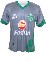 Camisa Goleiro Juventude 2014 Dresch Cinza
