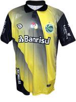 Camisa Goleiro Juventude 2017 19TREZE Amarela