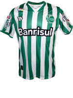 Camisa Jogo 1 Juventude 2016 19TREZE Verde/Branca