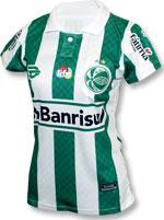 Camisa 1 Feminina Juventude 2017 19TREZE Listrada