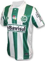 Camisa Jogo 1 Juventude 2017 19TREZE Verde/Branca