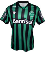 Camisa Jogo 3 Juventude 19TREZE Verde/Preta
