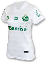 Camisa 3 Feminina Juventude 2017 19TREZE Branca