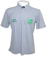 Camisa Polo Juventude Dresch Sport Cinza
